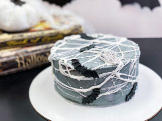2021 Halloween Shortie Cake